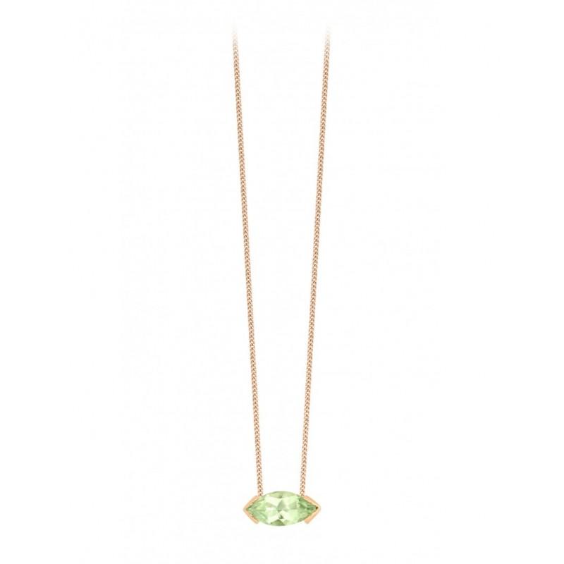 GABY Prasiolite necklace