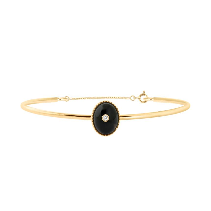 Bracelet Talisman onyx