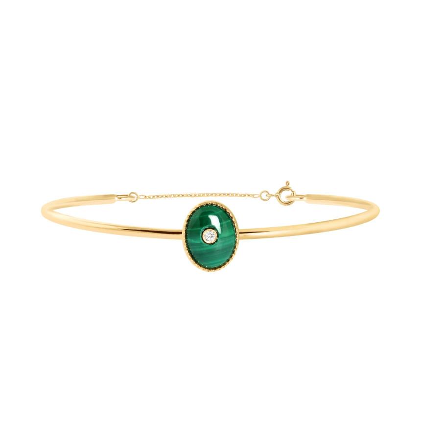 Bracelet TALISMAN Malachite