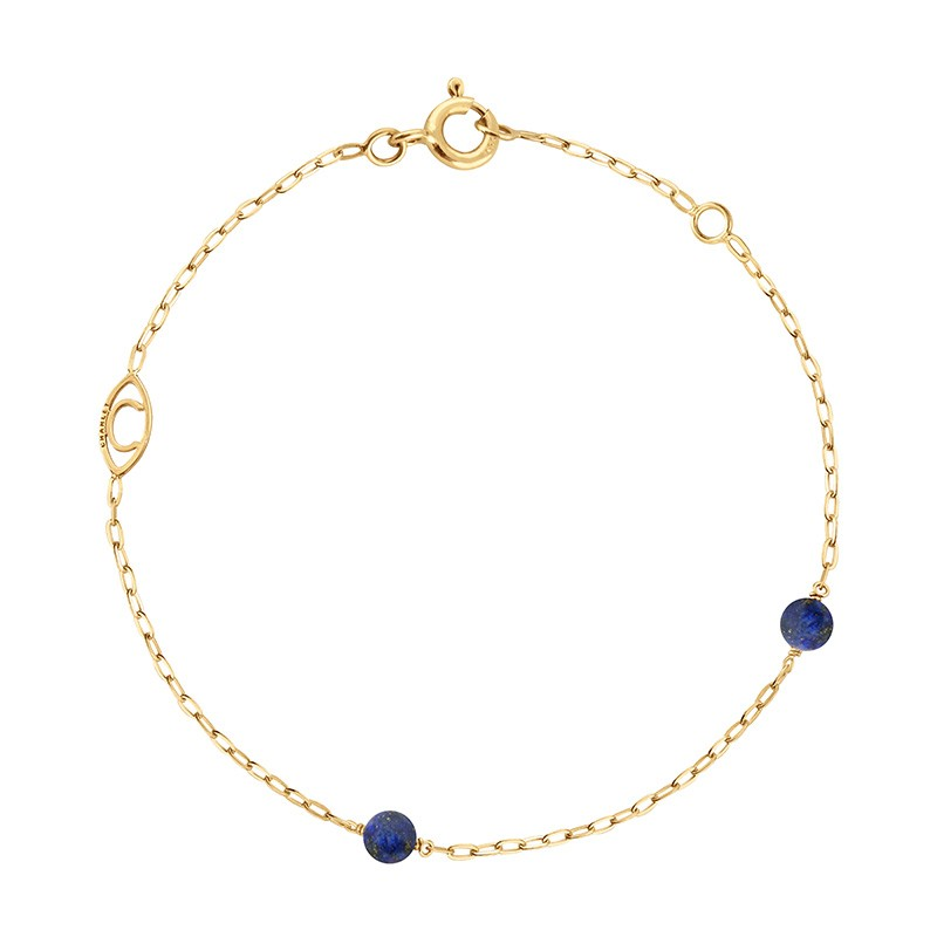 MASSILIA Lapis Lazuli bracelet