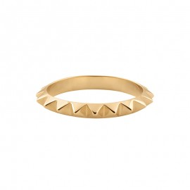 PYRAMIDE full tour wedding ring