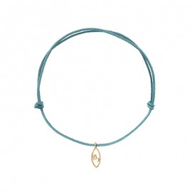 IRIS Om pendant on cord (child size)