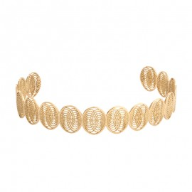 AURA multi-medal bangle