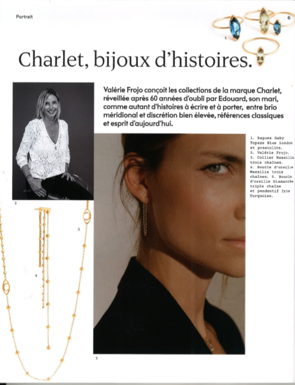 MARIE CLAIRE bis - 01/2019