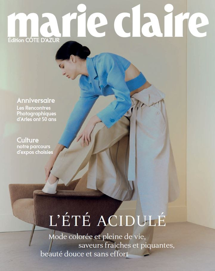 MARIE CLAIRE - 09/2019