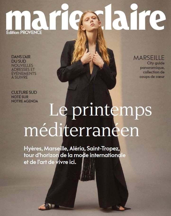 MARIE CLAIRE - 03/2020