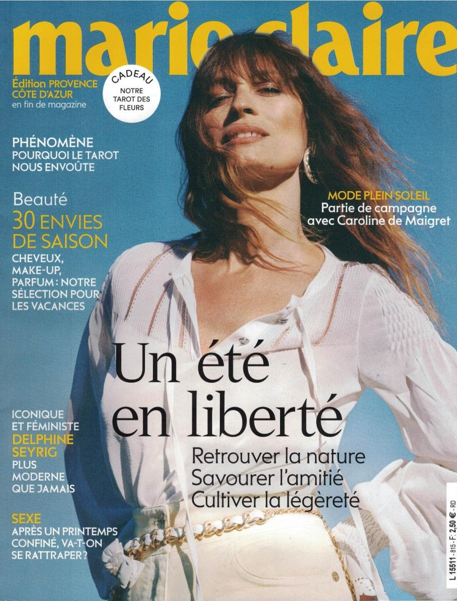 MARIE CLAIRE - 07/2020
